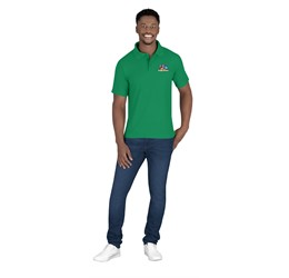 Mens Basic Pique Golf Shirt