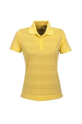 Gary Player Westlake Ladies Golf Shirt in Yellow Code GP-3505